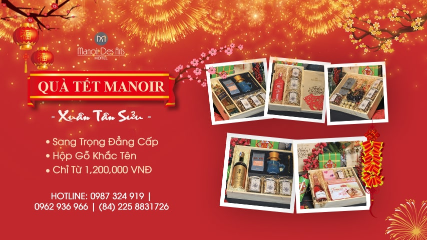 VIETNAMESE LUNAR NEW YEAR GIFTS SET