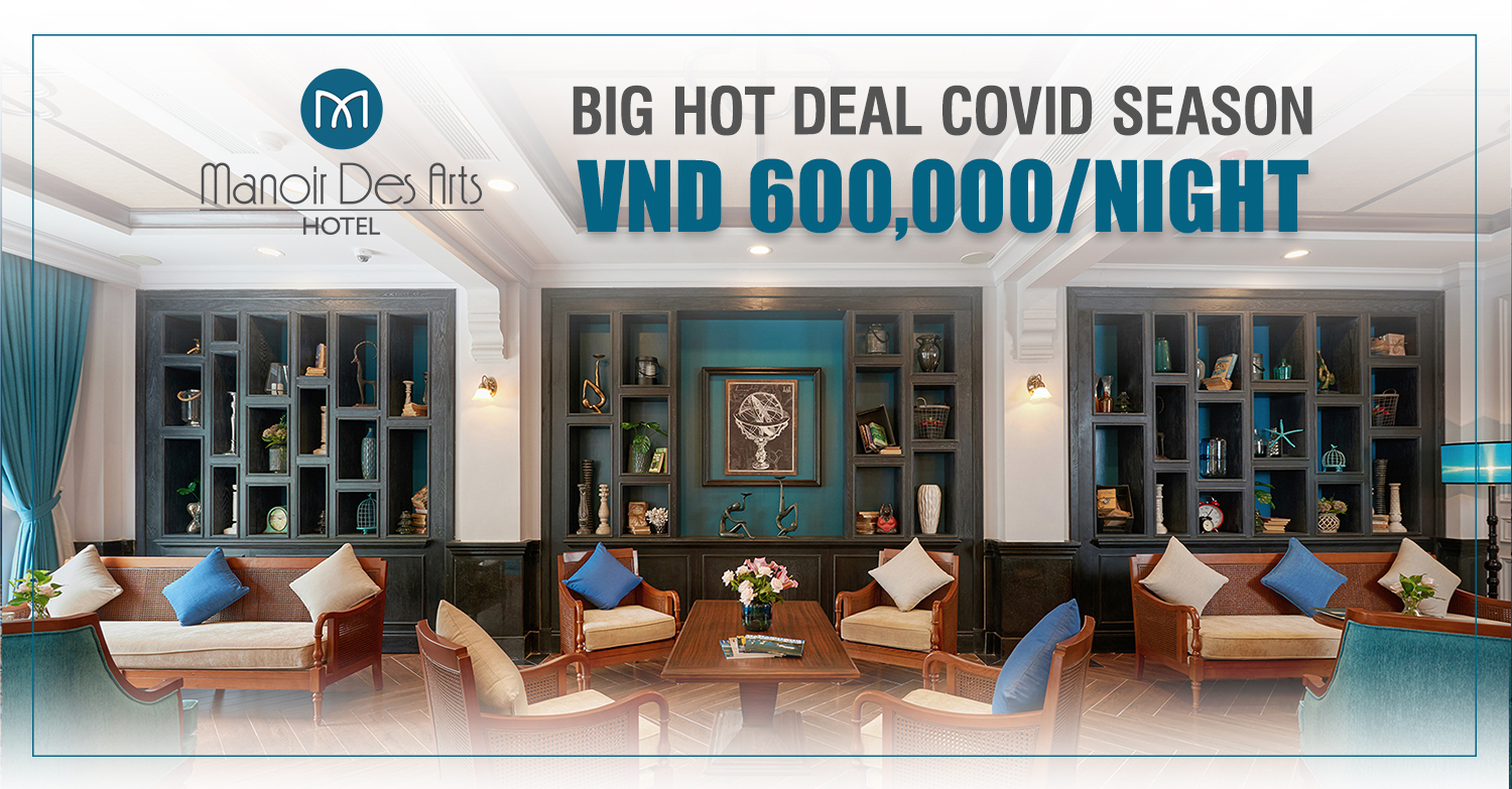 BIG HOT DEAL COVID SEASON
